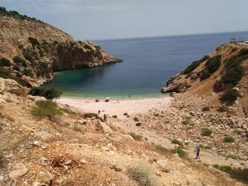 дикие пляжи Турции